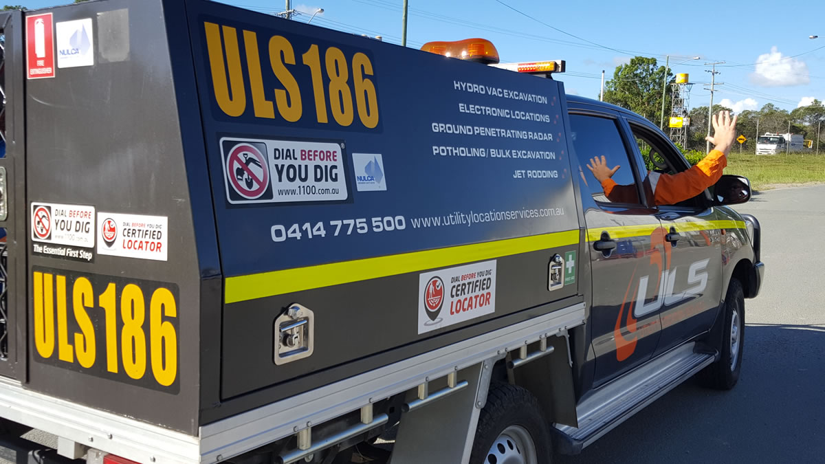 underground hazard locator service hire Brisbane Gold Coast